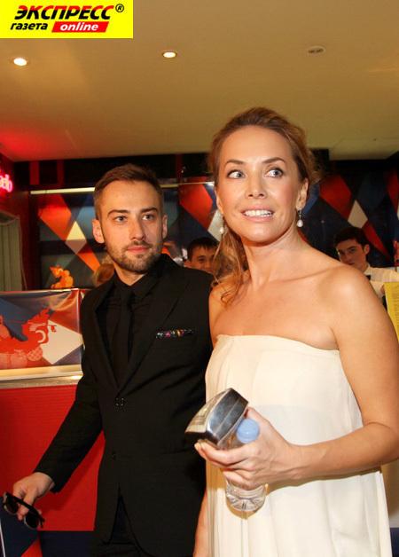 Жанна ФРИСКЕ и Дмитрий ШЕПЕЛЕВ (Фото Бориса КУДРЯВЦЕВА)