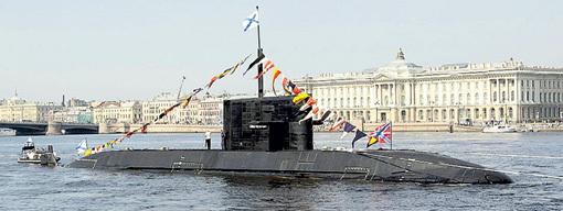 «Лада» на рейде в Санкт-Петербурге. Фото: ru.wikipedia.org