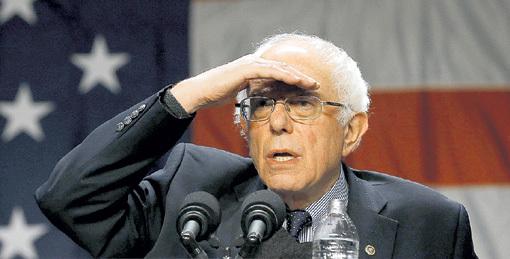 Бернард САНДЕРС хочет всё отнять у богатых и поделить между бедными
