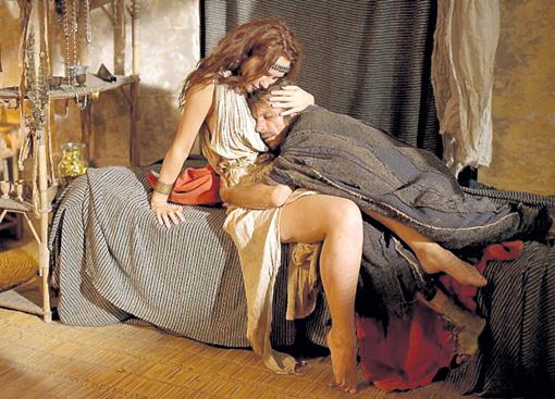 Образ Иуды в одноимённой картине 2013 года принёс актёру приз «Серебряный Георгий» 35-го ММКФ (в кадре с Ольгой СТАШКЕВИЧ, сыгравшей Марию Магдалину)