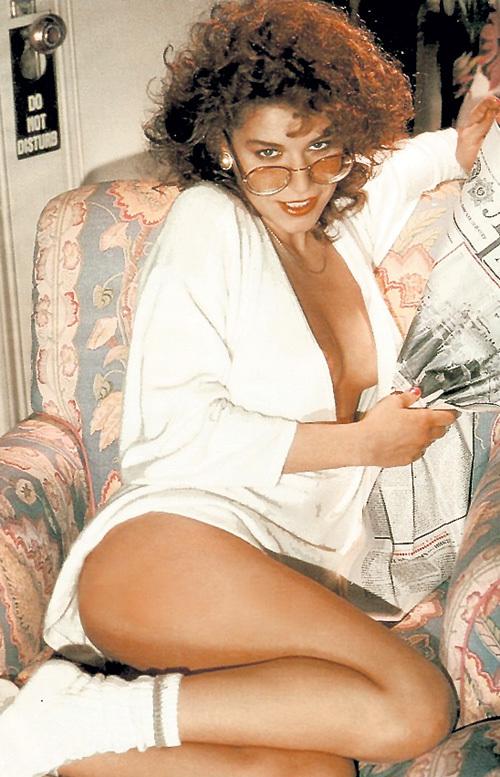 НЕГОДА стала первой советской артисткой, снявшейся для «Playboy»