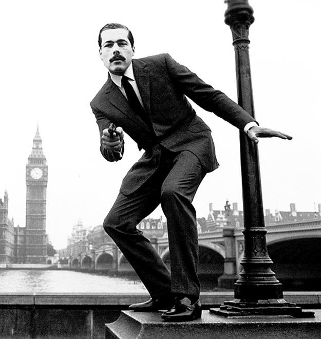 Лорд Лукан был настолько популярен в Британии, что его даже пробовали в кино на роль Джеймса Бонда