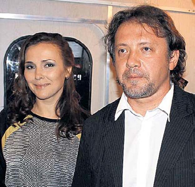 ПАНОВА часто выходит в свет с режиссёром Антоном МЕГЕРДИЧЕВЫМ. Фото Артёма КОСТЕНКО