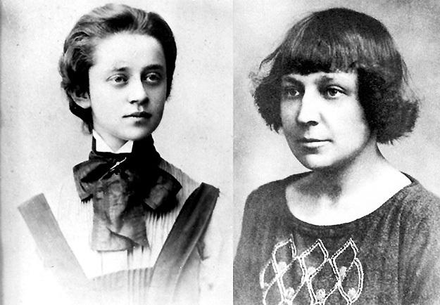Софья ПАРНОК и Марина ЦВЕТАЕВА были близки два года