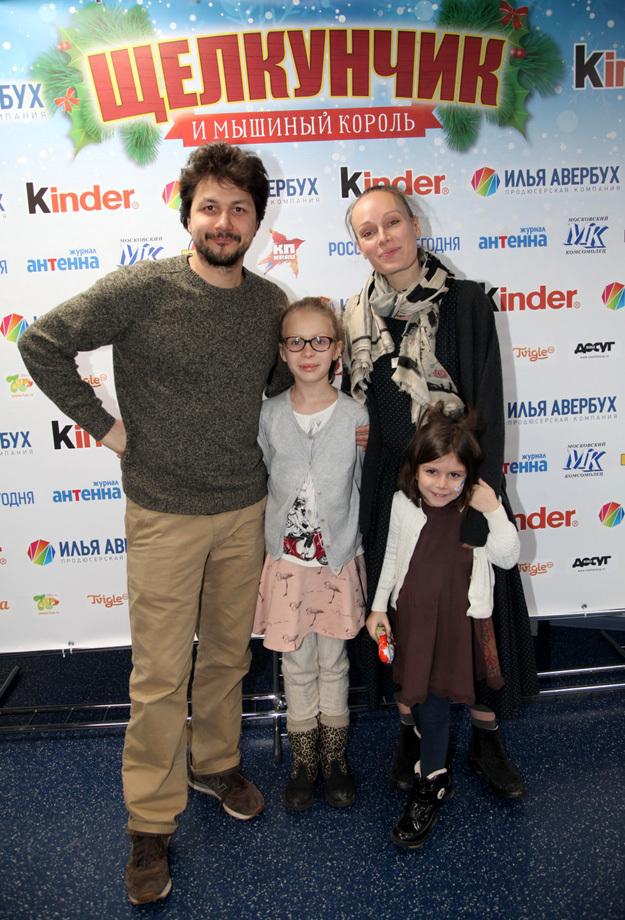ольга ломоносова с мужем и детьми пластиковые
