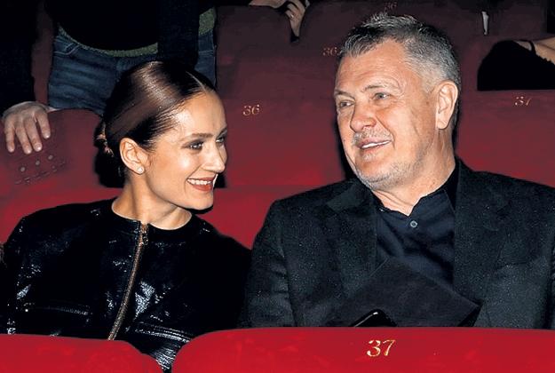 Юрий МОРОЗ и Виктория ИСАКОВА остались довольны увиденным