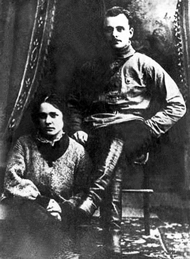 Дмитрий ФУРМАНОВ с женой Анной венчаны не были