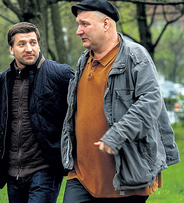В новом сезоне «Ментов» герой УСТЮГОВА остался без своего верного друга Джексона