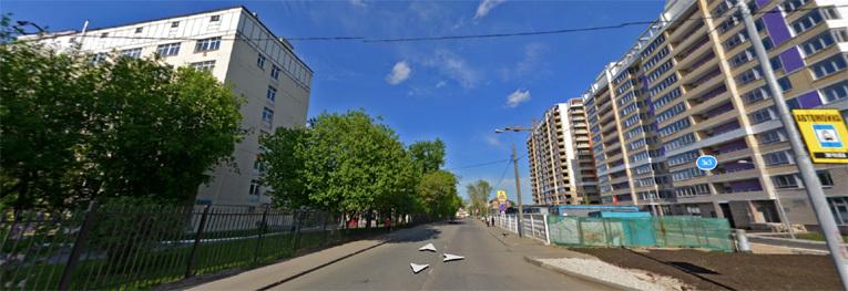 Улица Мельникова