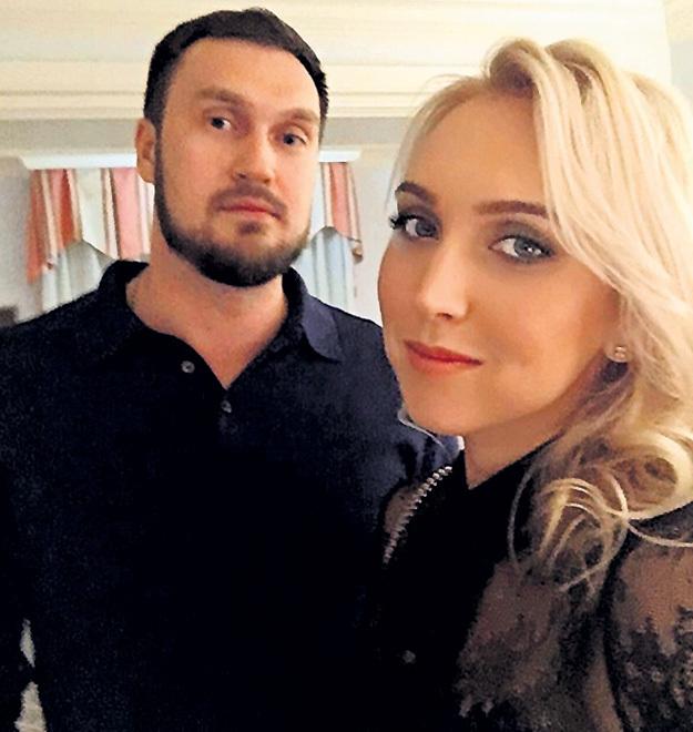 Павел редко видит жену дома. Фото: Instagram.com