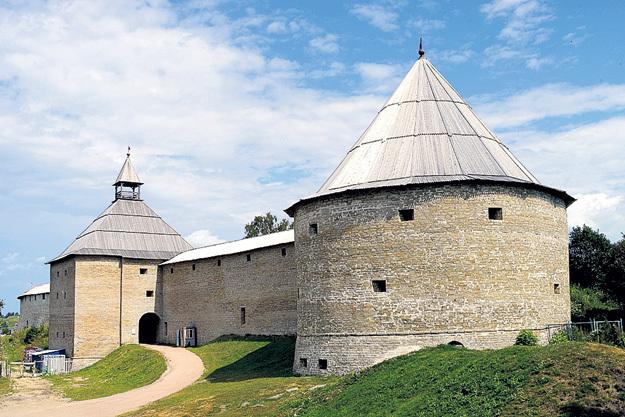 ...они ведутся возле Староладожской крепости, построенной в IX веке. Фото: Wikipedia.org