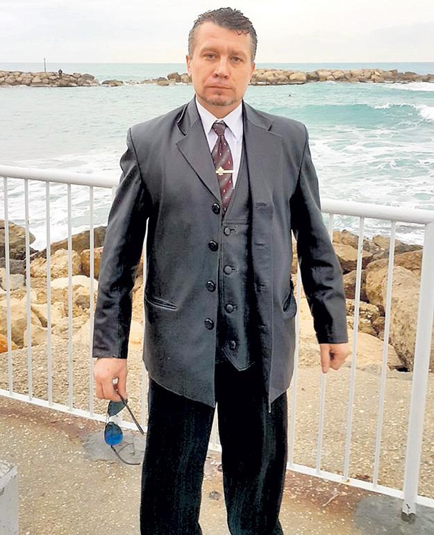 Вячеслав живёт в Израиле и уверяет, что не знал о существовании наследницы. Фото: vk.com
