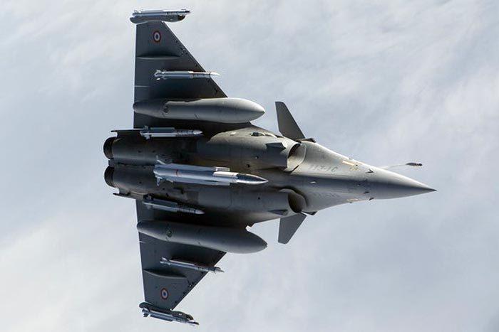 Rafale F3 с ракетой ASMP-A, которые планируется заменить гиперзвуковыми ASN4G Источник: defense.gouv.fr