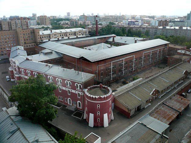 Бутырская тюрьма. Фото: Википедия