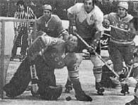1972 г. Владислав Третьяк против Фила Эспозито