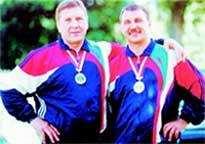НИКОЛАЙ ШЕМАРОВ (слева): забыл, что сват - личность неприкосновенная