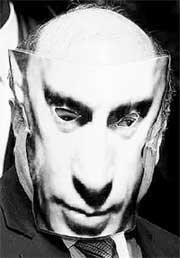 БОРИС АБРАМОВИЧ: в поисках своего лица примерил маску Путина