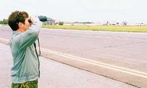 ОРНИТОЛОГИ В ДОЗОРЕ: редкая птица долетит до середины Шереметьево