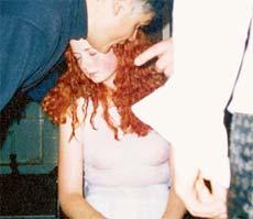 ЛЕНА (2001 ГОД): бедняжка упала в обморок