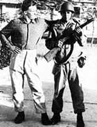 ФЕЛЬДШЕР ЛАВЫРЕВ: отлично ладил с кубинскими солдатами