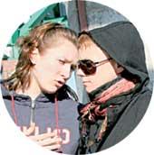 Юля и Лена