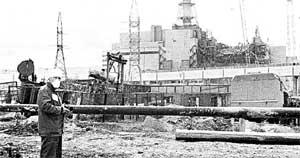 ОБОДЗИНСКИЙ У РЕАКТОРА: уровень радиации в 400 раз больше, чем в Хиросиме в 1945 году