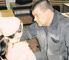 ПАПА И ДОЧКА: прошли страшное испытание