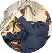ИГОРЬ БУТМАН: играл на саксе, как легендарный Чарли Паркер