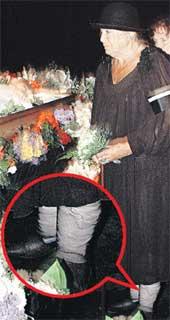 ВИЯ: на похоронах Эдуарда Павулса