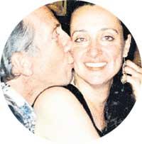 НАТАША СИРАДЗЕ: не верит, что ее мужа Саву погубили глисты