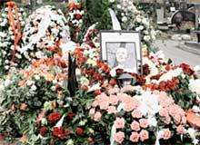 Фото похорон любовь полищук мультфильм джеки чан описание