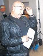 НЕСЧАСНЫЙ СЛУЧАЙ В БОЛЬНИЦЕ: режиссер Валерий Рожко остановил съемки