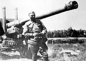 АРТИЛЛЕРИСТ СЕРГЕЕВ (1941 ГОД): воевал, несмотря на статус сына вождя