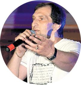 ВИНОКУРОВ часто дает благотворительные концерты в колониях