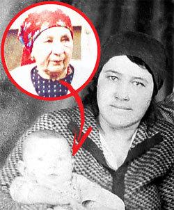 Мария ТУВЫКИНА,  подруга Фаины и знахарка во втором поколении с дочкой Ираидой