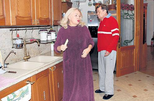 Людмила Андреевна считает спасение мужа главной целью своей жизни