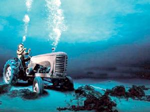 Подводные колхозы смогут прокормить 10 миллиардов человек
