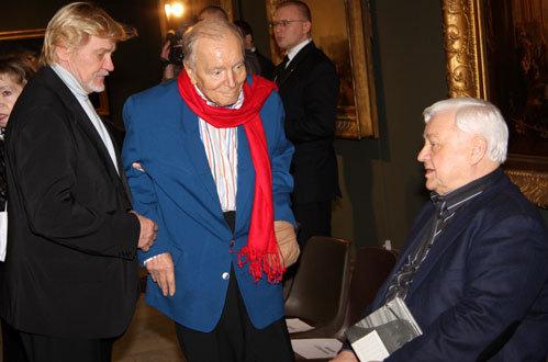 Владимир ВАСИЛЬЕВ, Андрей ВОЗНЕСЕНСКИЙ, Олег ТАБАКОВ