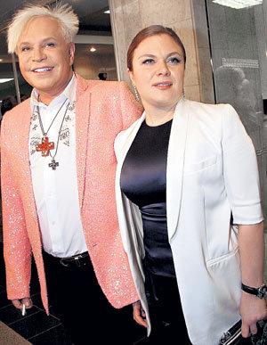 Борис МОИСЕЕВ и Анна БИЗЕР смотрелись гармоничной парой