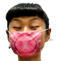 Возможно, что скоро защитные маски потребуются не только людям, но и животным
