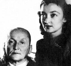 Родители звезды Александр и Лидия ВЕРТИНСКИЕ
