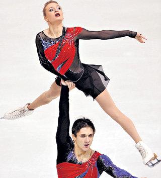 МУХОРТОВА и ТРАНЬКОВ под руководством ВАСИЛЬЕВА победили на недавнем этапе «Гран-при»