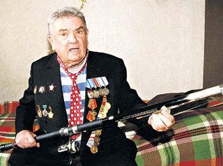 Евгений ВЕСНИК. 86 лет