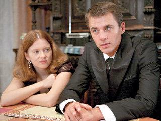 Катя внимательно выслушивала советы партнёра по «Крему» Игоря ПЕТРЕНКО