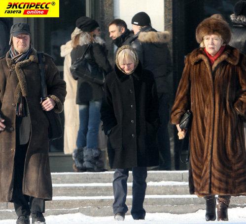 Альберт ФИЛОЗОВ с женой, Елена САНАЕВА