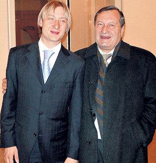Валентин ПИСЕЕВ не заступился за великого фигуриста перед судьями