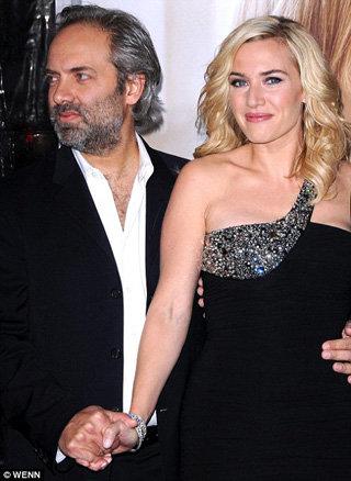 Кейт Уинслет развелась с мужем из-за его романа с молодой красоткой. Фото Daily Mail