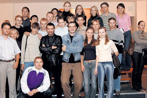 фото владимир машков в молодости