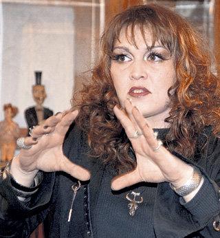 Наталья БАНТЕЕВА отныне служит лишь делу добра