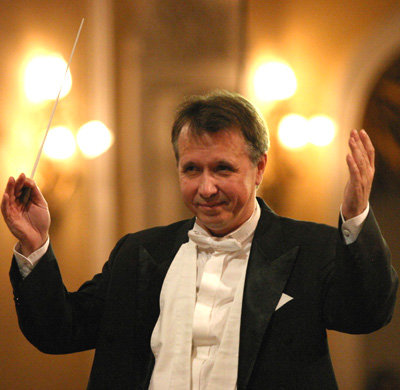 Михаил Плетнев. Фото philharmonia.spb.ru